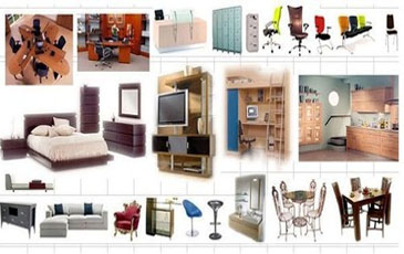 Furnitures and Furnishing Items