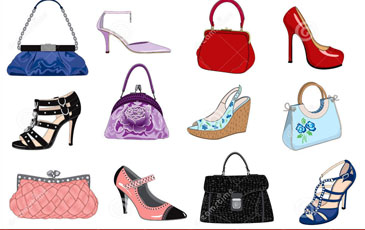 Shoes and Hand Bags