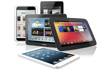 Mobiles, Tabs & Accessories